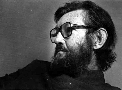 El escritor Julio Cortázar