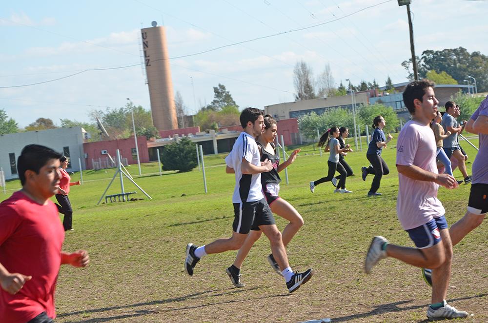 Deportes en la UNLZ