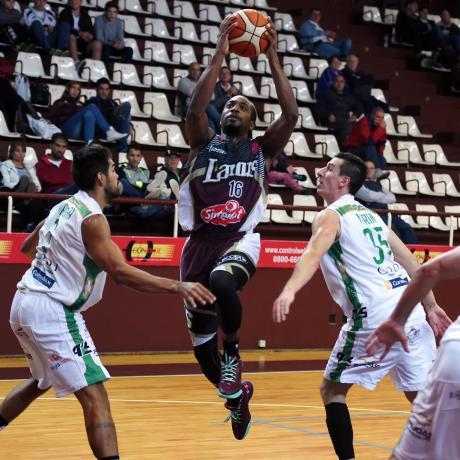 lanus basquet