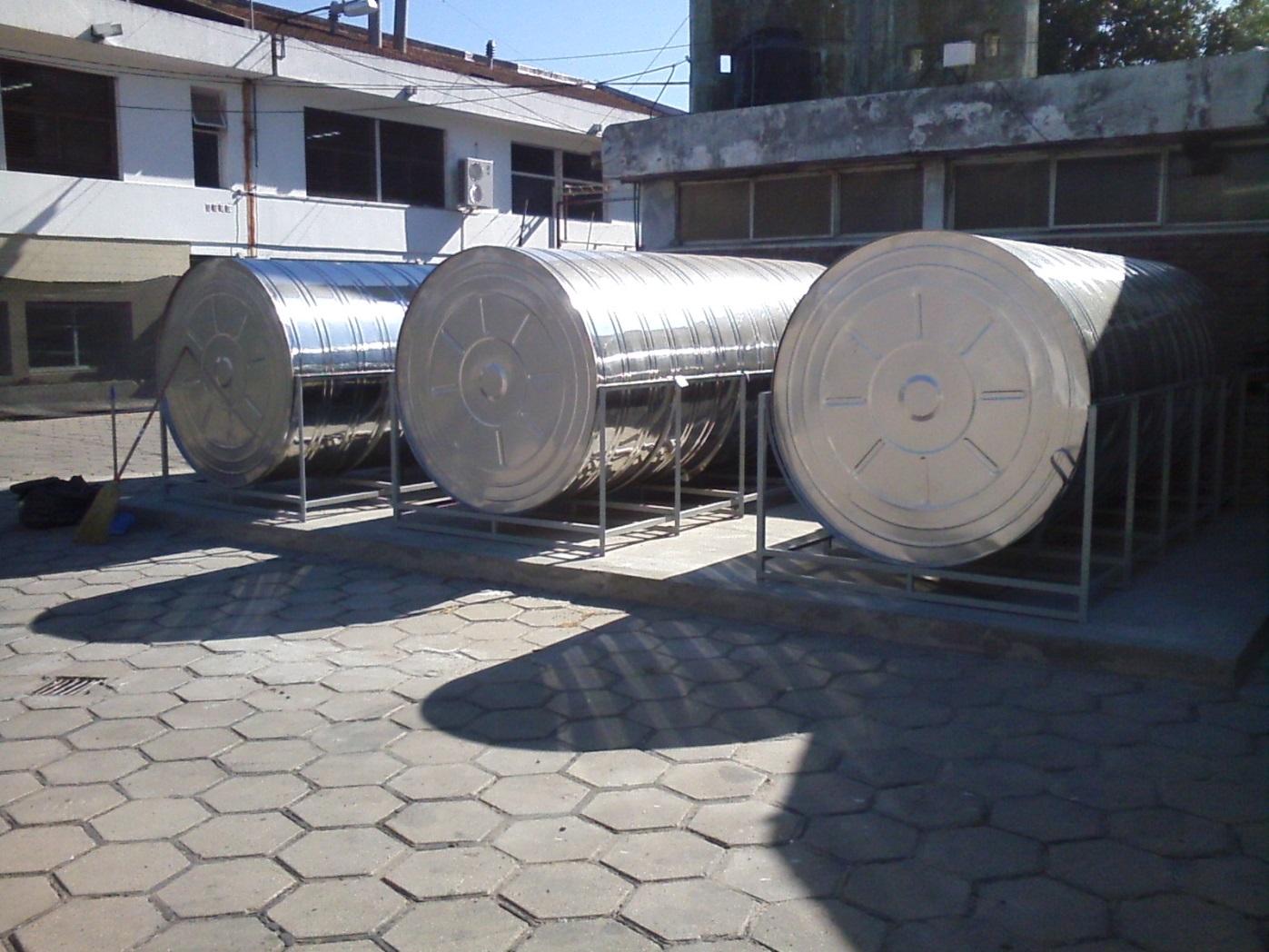 Nuevas cisternas