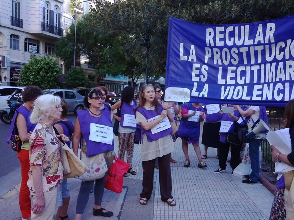 """Contra la prostitución: """"Poner al servicio el cuerpo es un pilar del patriarcado"""""""
