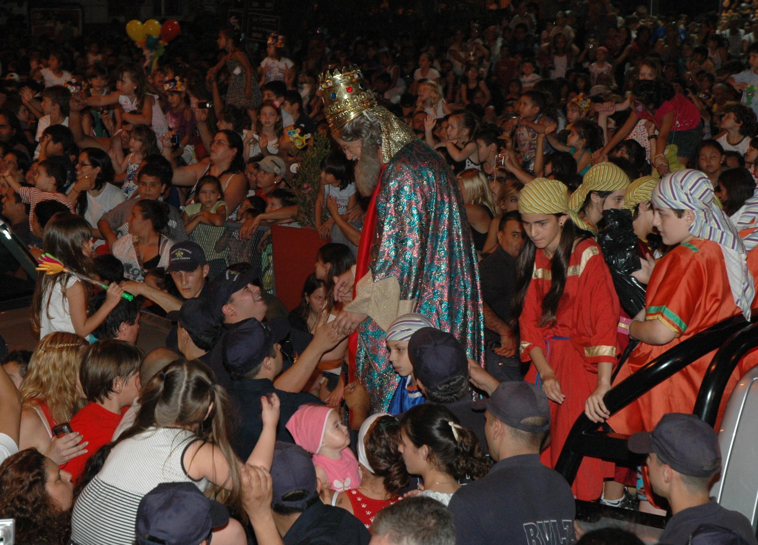 Desfile de Reyes Magos