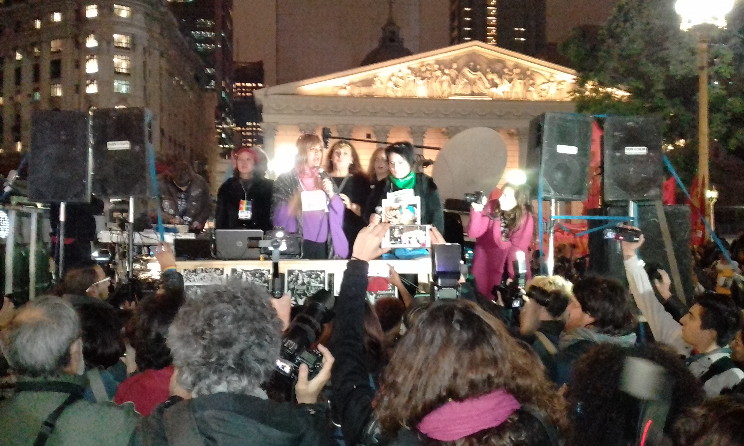Marcha Nacional contra los Travesticidios III
