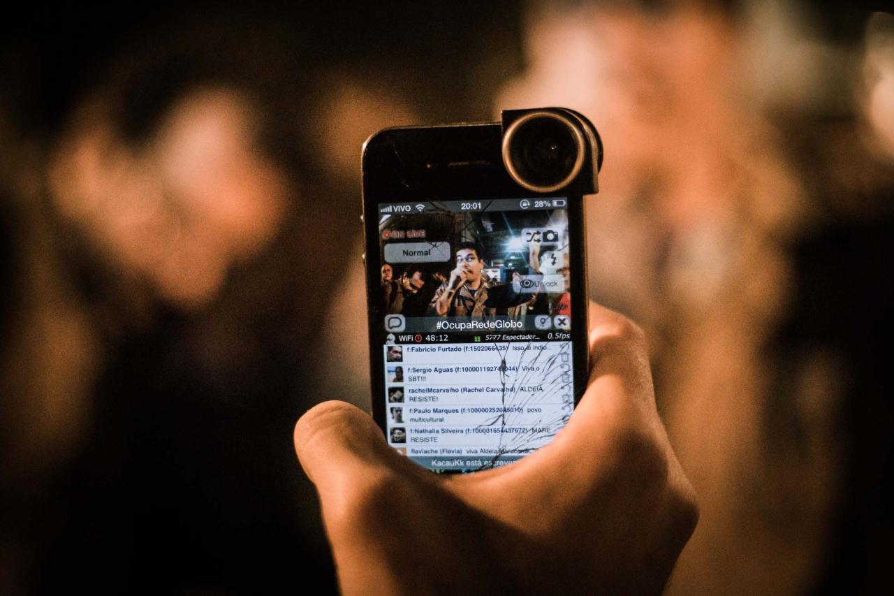 Ninjas de la comunicación: mostrar qué hay del otro lado de las pantallas