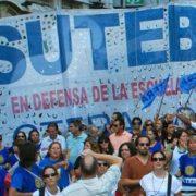 """En el Suteba consideraron """"lamentables"""" y """"elitistas"""" las declaraciones de la ministra Soledad Acuña sobre los docentes"""