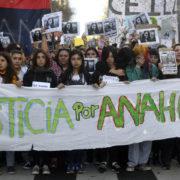 Continúa la investigación por el crimen de Anahí Benitez
