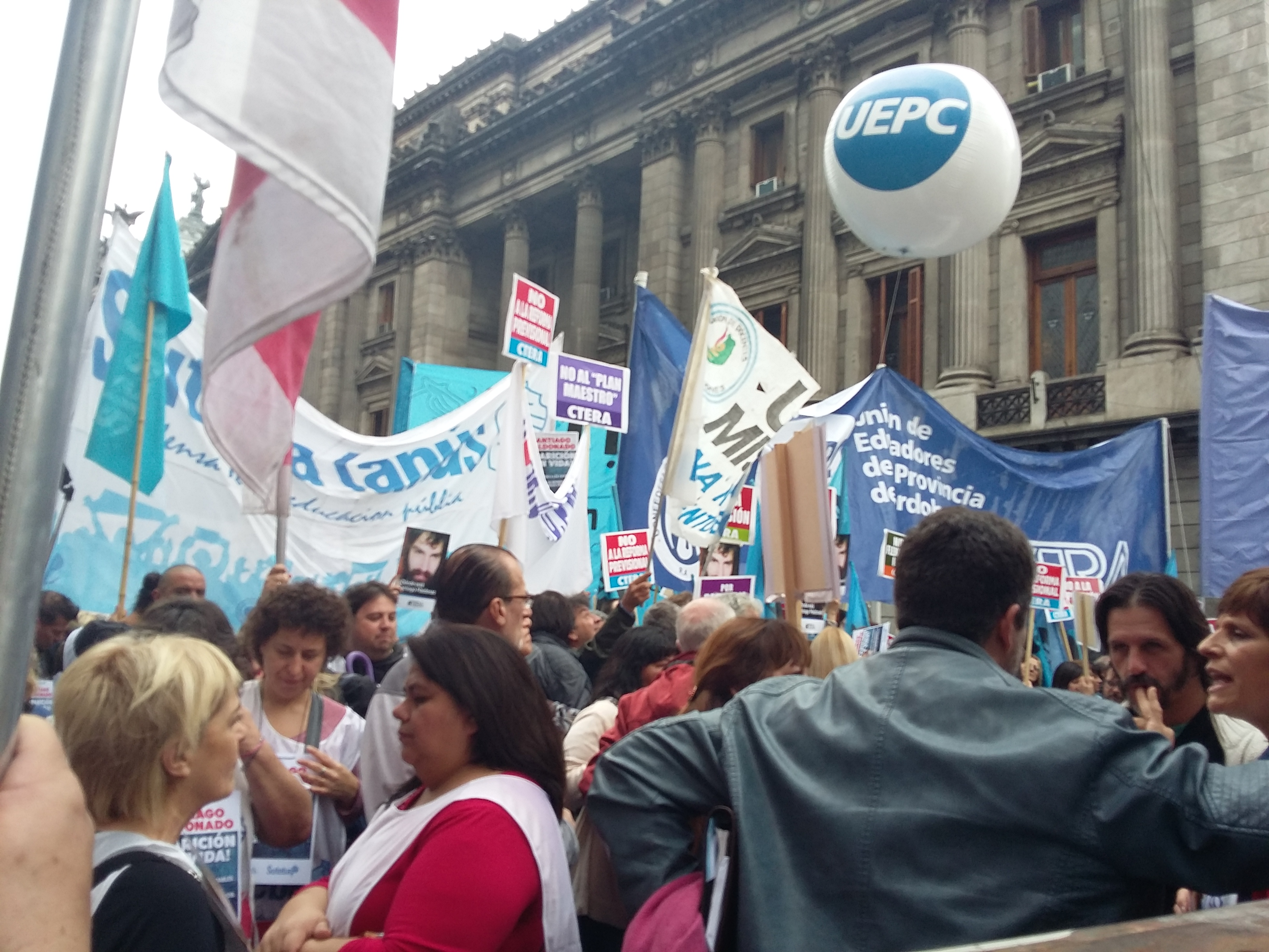Marcha docentes