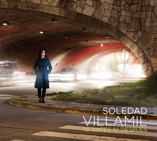 Último disco de Soledad Villamil