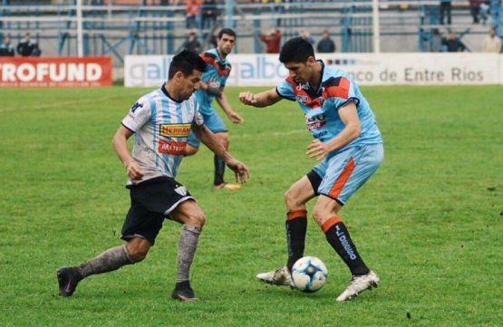 Reparto de puntos en Gualeguaychú entre Juventud Unida y Brown.