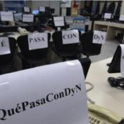 """Ante el anuncio de """"disolución"""" de la empresa, los trabajadores de DyN se reúnen con el Directorio"""