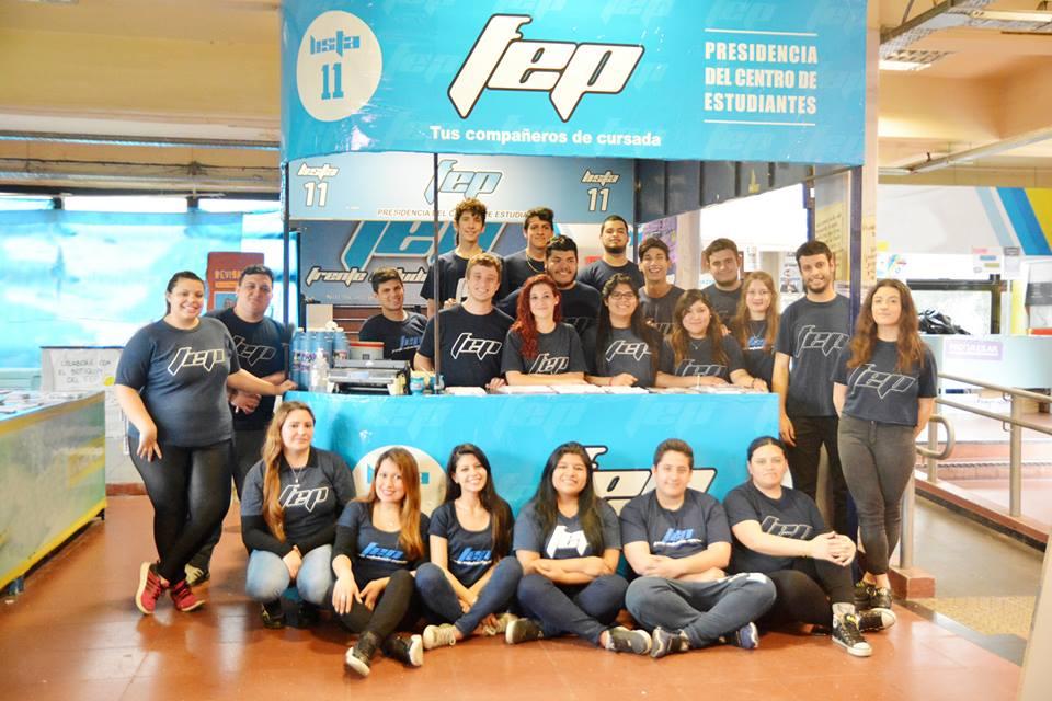 El FEP se quedó otra vez con la conducción del Centro de Estudiantes