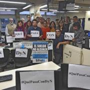 """Tras el anuncio de cierre, los trabajadores de DyN buscan """"resolver"""" su situación laboral"""