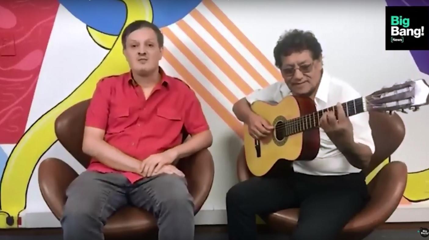 Apareció el autor del «hit del verano»: escuchalo en vivo