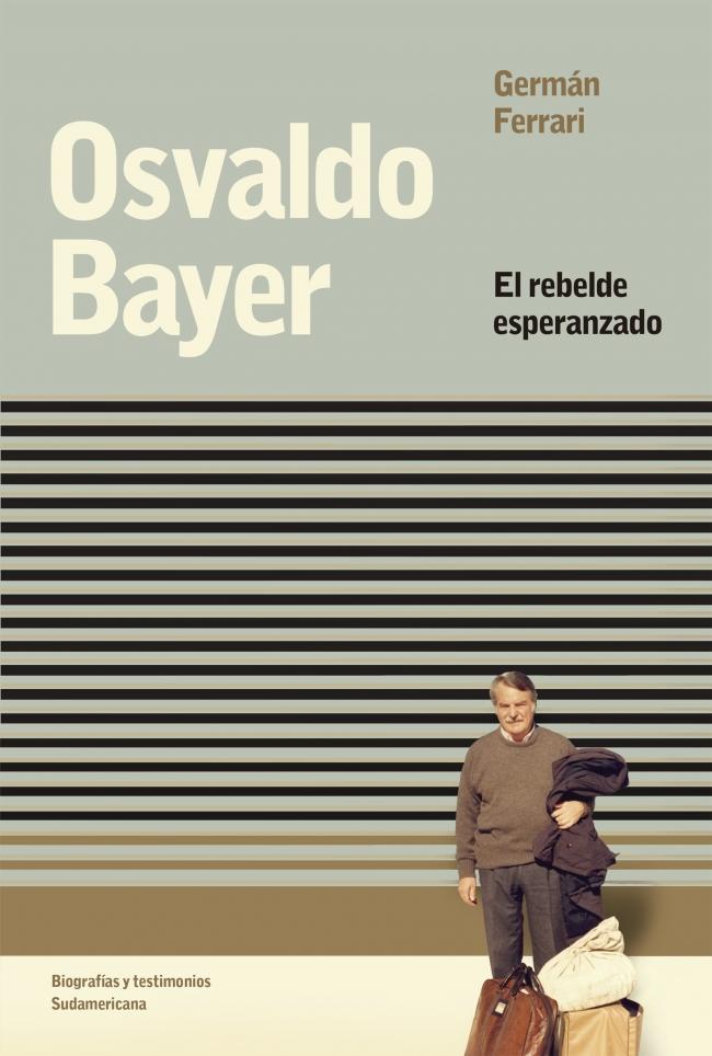 El libro editado por Sudamericana.