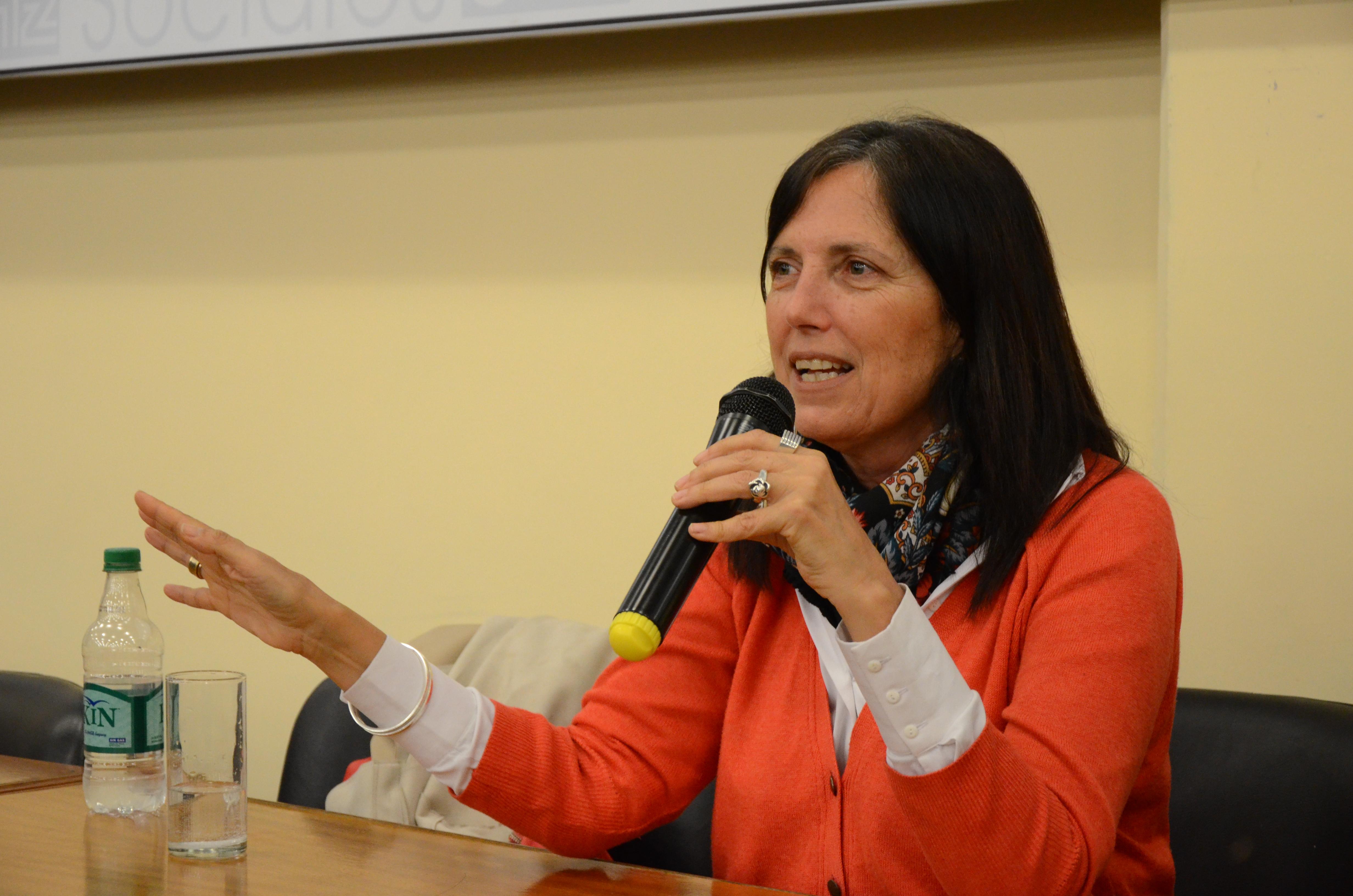 """Claudia Piñeiro: """"No creo que los cambios rotundos vengan por la literatura"""""""
