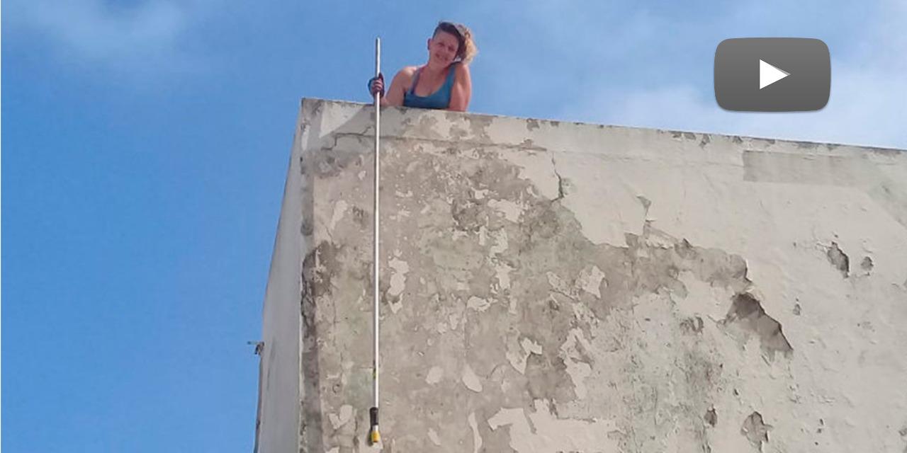Albañilas: así trabajan la obreras feministas de la (de) construcción