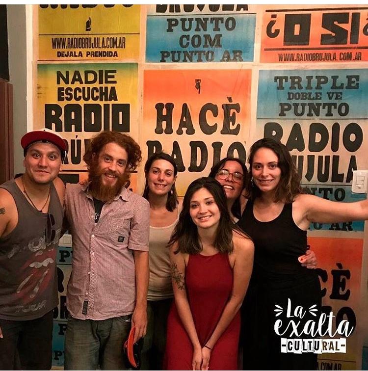 La Exalta Cultural: un colectivo autogestionado que difunde el arte local