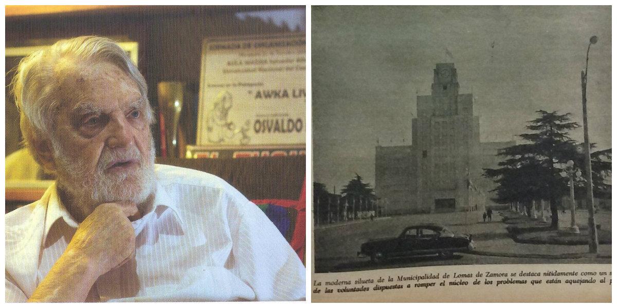 """Un Lomas """"en quiebra"""" hace medio siglo, según la revista de Osvaldo Bayer"""