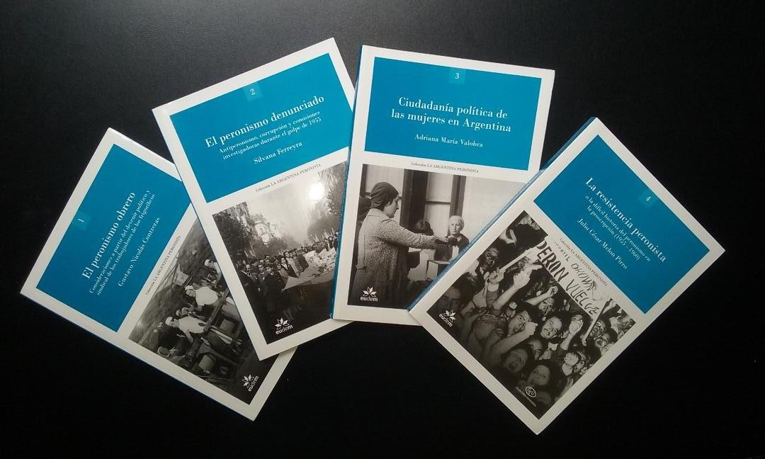 """El """"primer peronismo"""", tema de estudio que atrae a investigadores universitarios"""