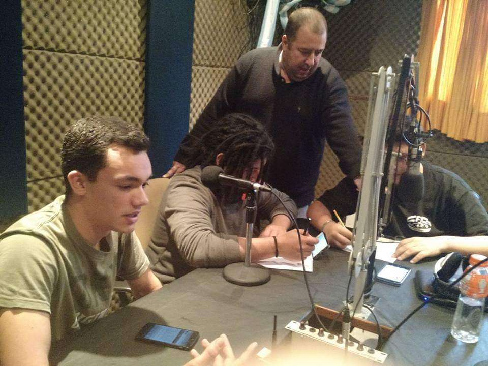 Salvetti radio