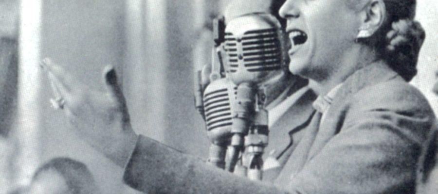 100 Años De Evita 100 Frases Combativas Y Amorosas Para