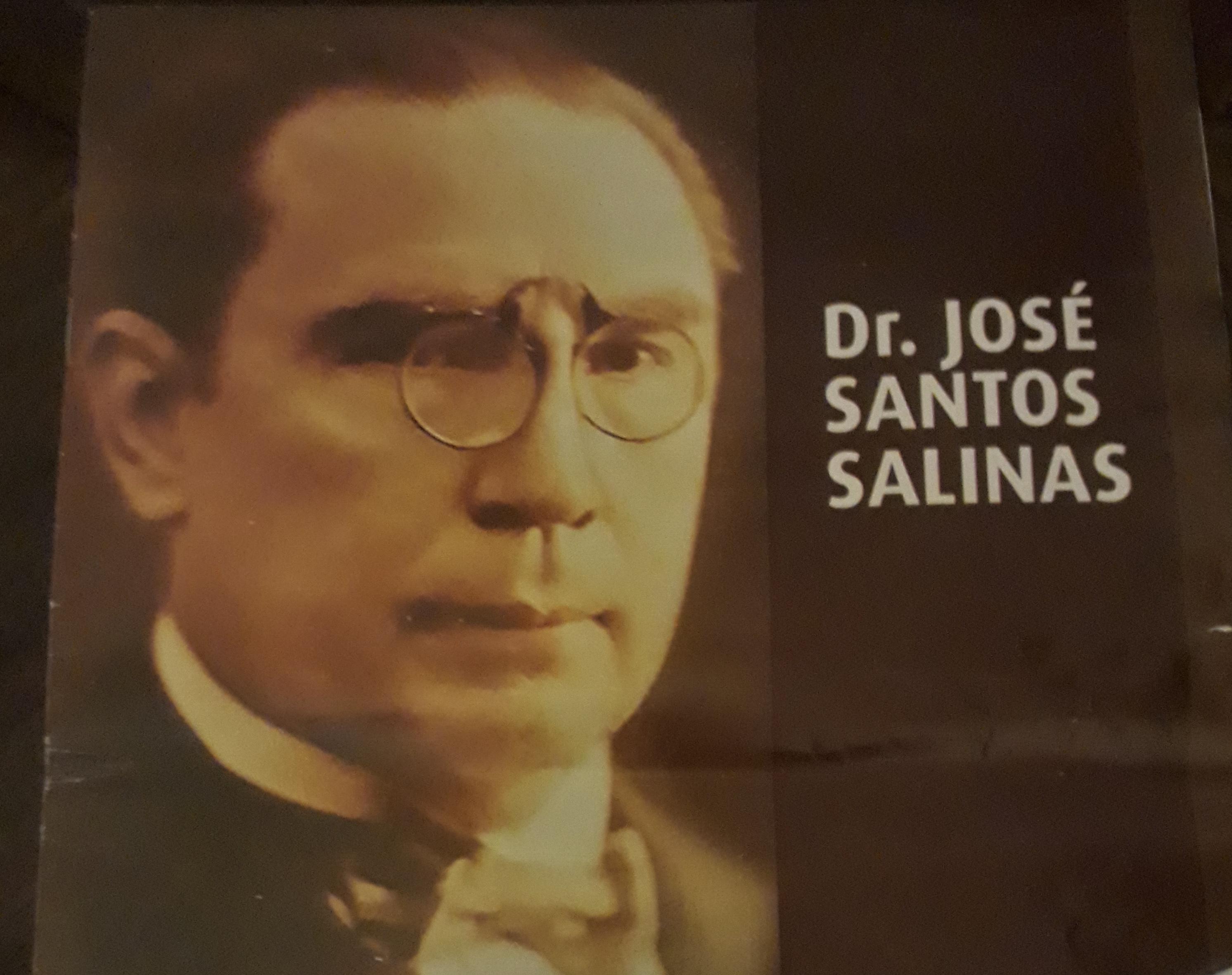 Crearon la distinción 'José Santos Salinas'