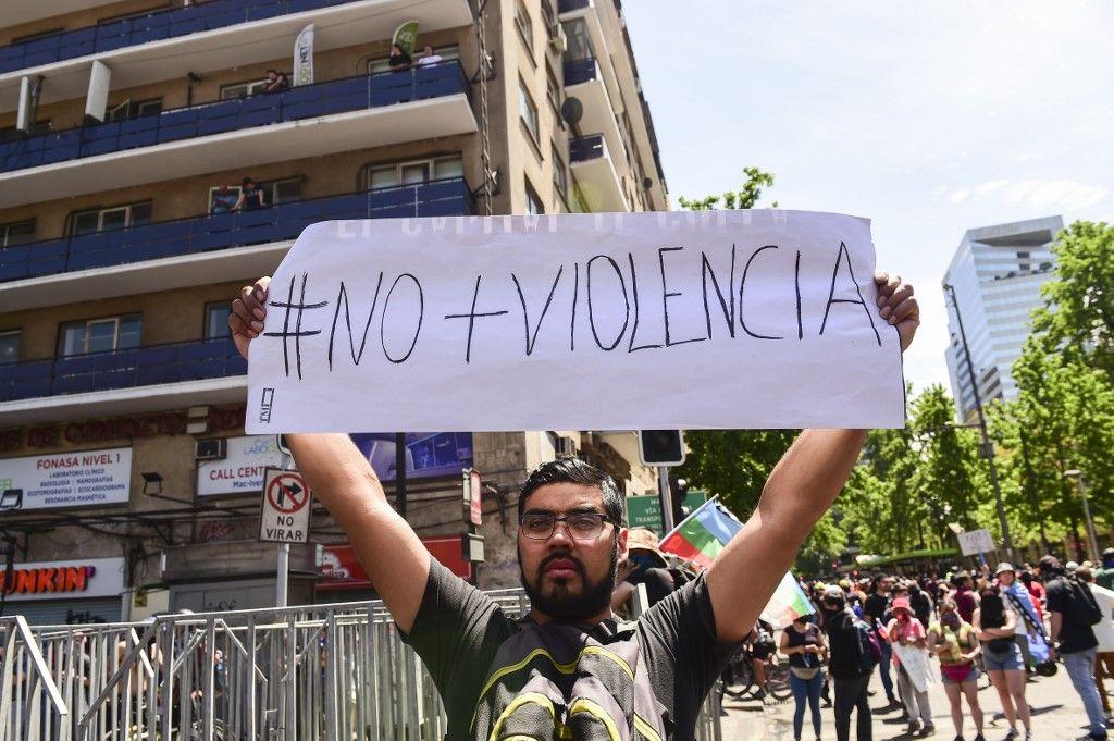 Universidades argentinas expresaron su apoyo al pueblo chileno