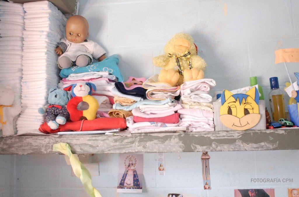 Denuncian que la Provincia separa a madres detenidas de sus bebés