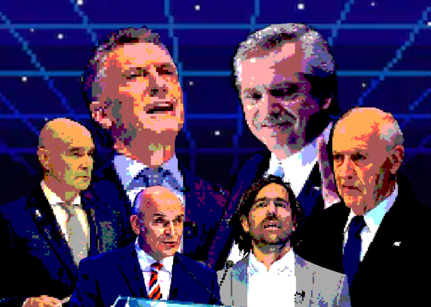Mirá el interactivo: frases, emociones y todos los detalles del debate final