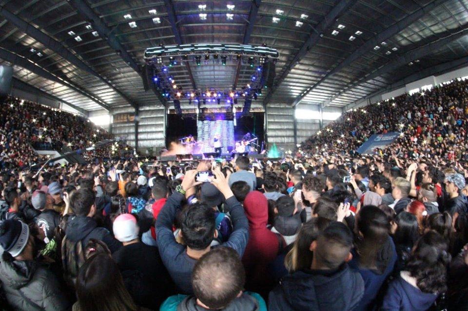 Más de 20 mil lomenses participaron del festival Juventud Urbana