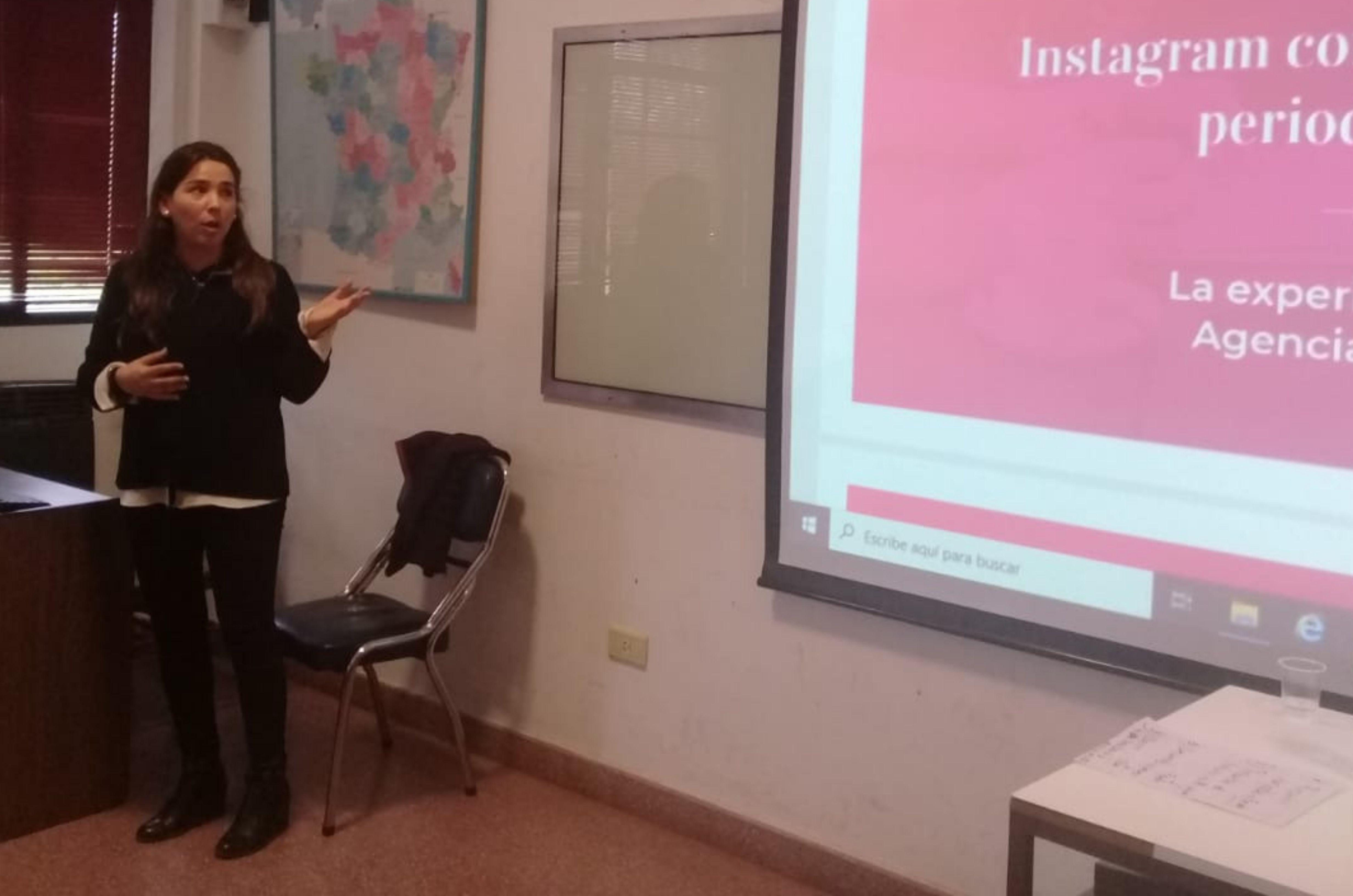 AUNO participó del Congreso RedCom en Salta