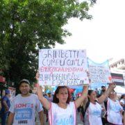 Movimientos sociales reclamaron la «aplicación efectiva» de la ley de emergencia