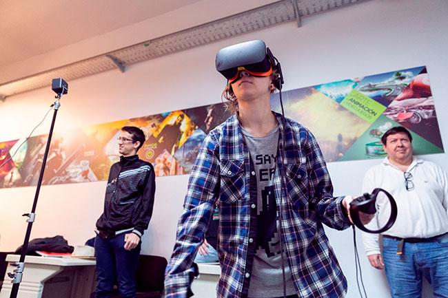 Núcleo, un encuentro que combina educación y nuevas tecnologías