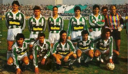 A 20 años del ascenso en Córdoba