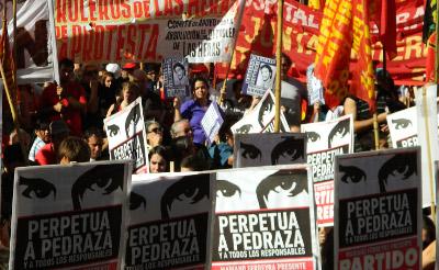 Respaldo y críticas al fallo por el asesinato de Mariano Ferreyra