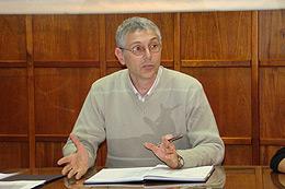 Franchignoni, nuevo decano en Económicas