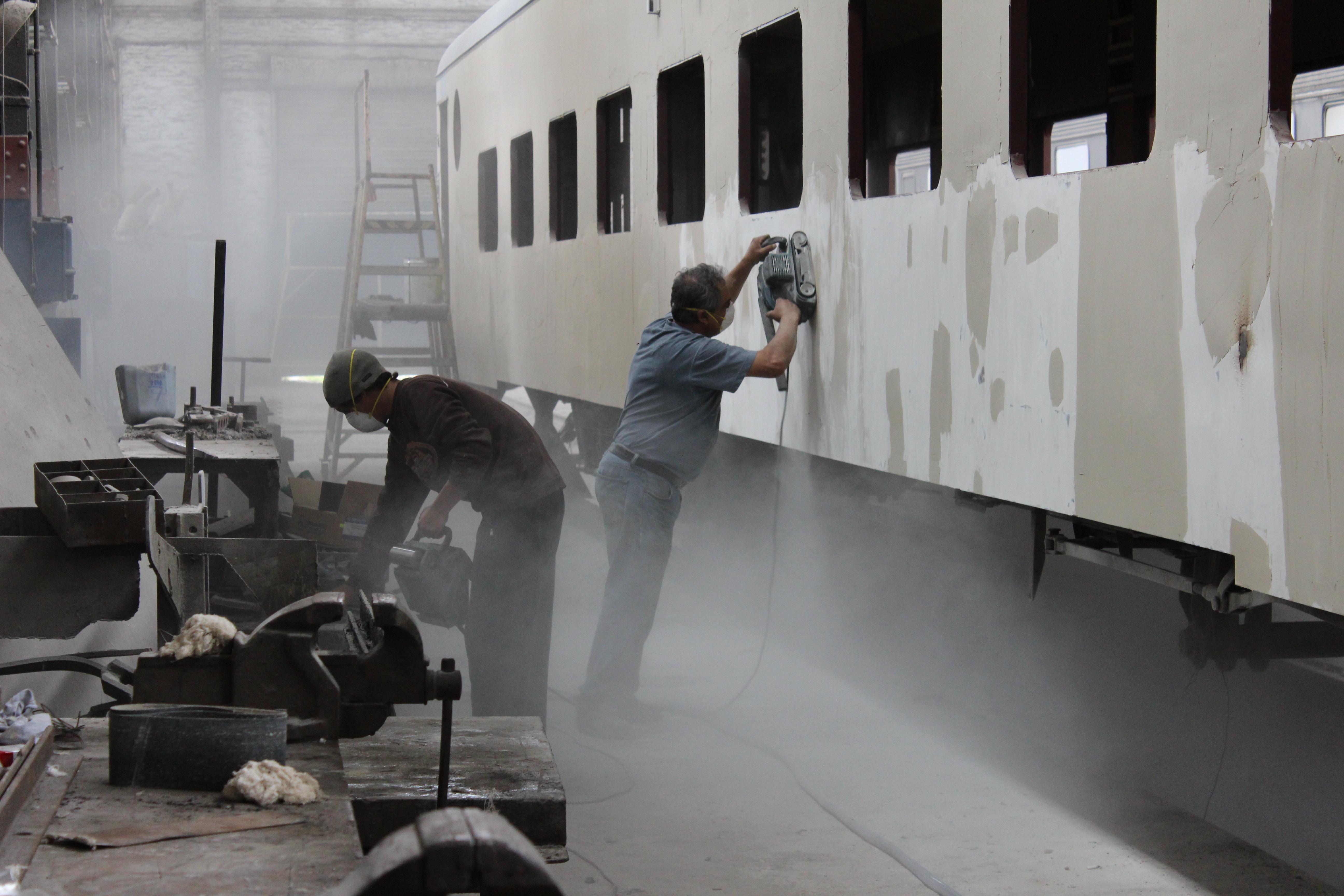 """Franetovich: """"El gobierno recuperará los ferrocarriles"""""""