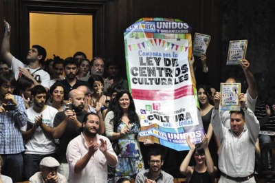 Ley de Centros Culturales