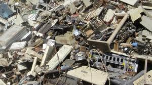 En 2012 se generaron 4 kilos de basura electrónica por persona