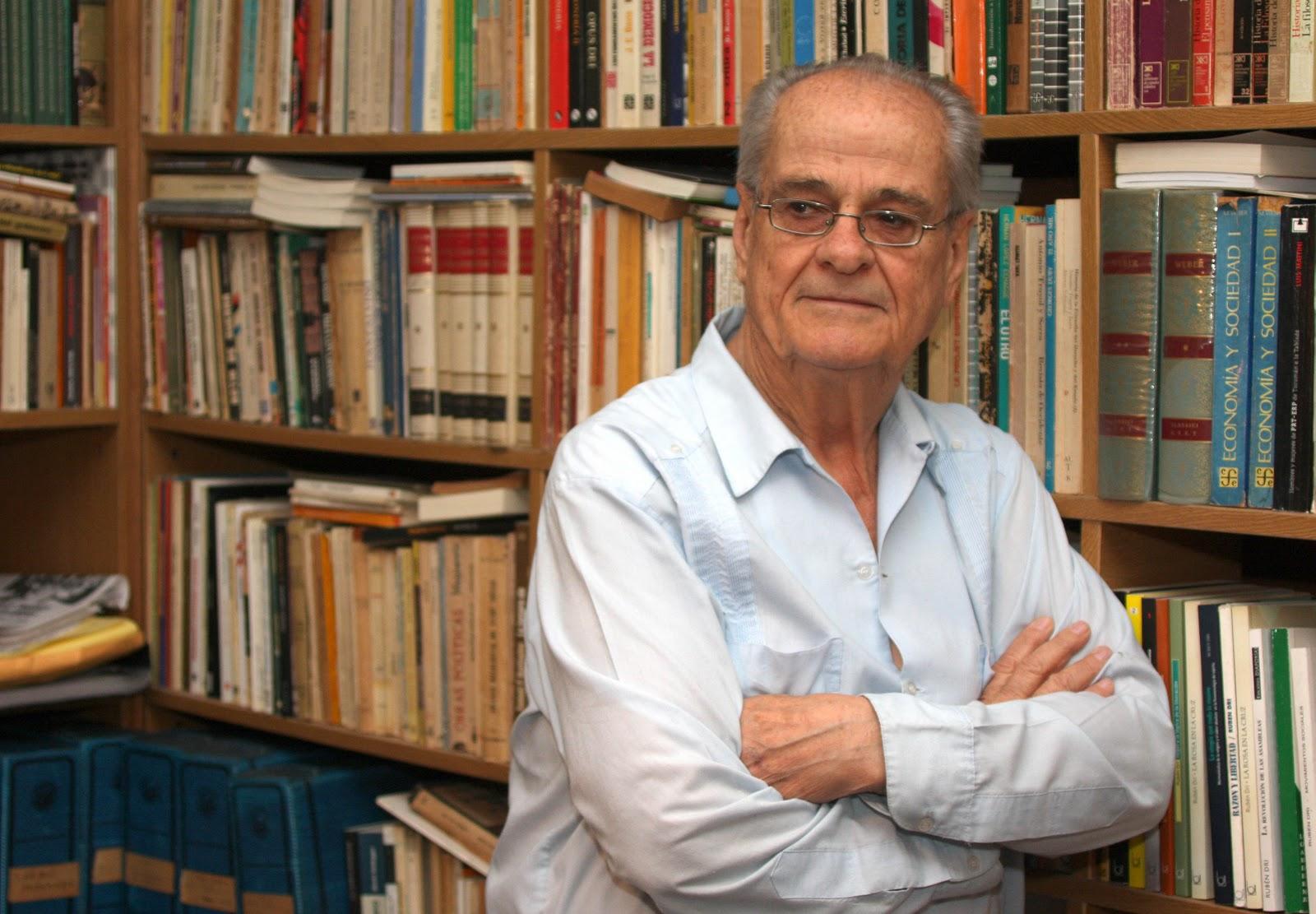 Ruben Dri, en Sociales