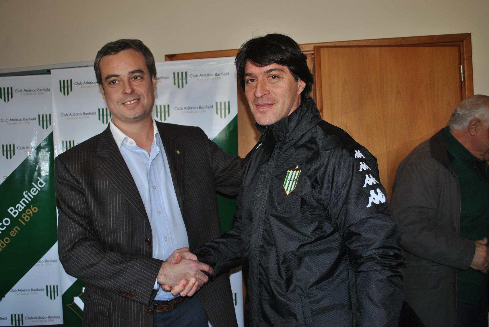 Con Spinosa y Garnero, el 'Taladro' vuelve a empezar