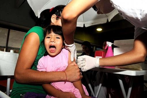 Campaña móvil de vacunación antigripal